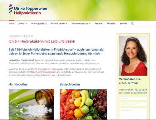 2016 Ulrike Töpperwien, Heilpraktikerin