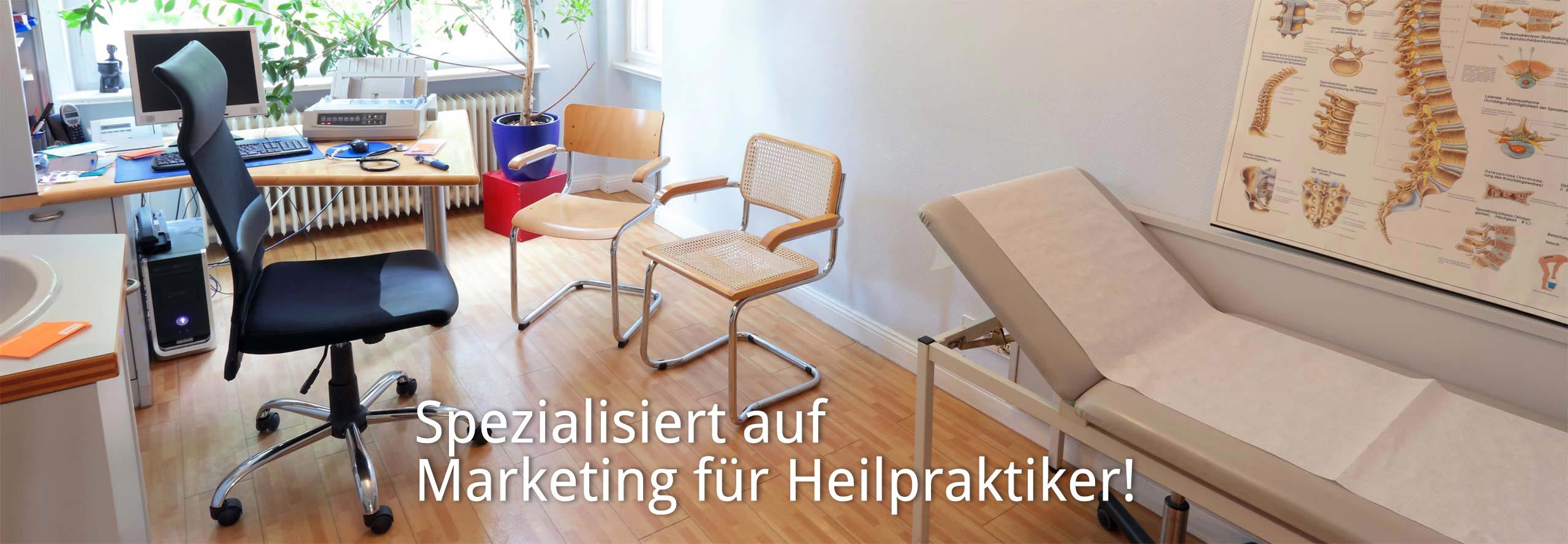 Marketing für Heilpraktiker
